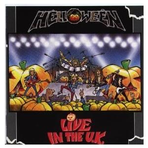 Helloween – Live In The U.K.