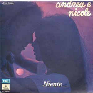 Andrea E Nicole – Niente... / Buonanotte Amore