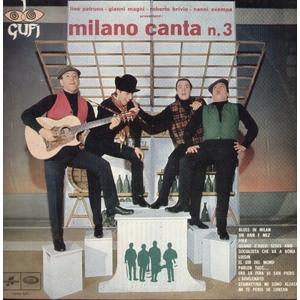 I Gufi – Milano Canta N°3