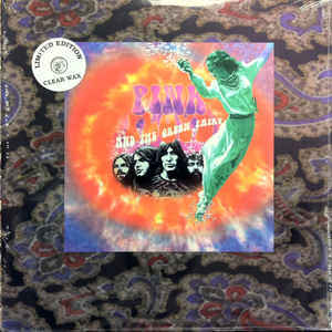 Pink Floyd – And The Green Fairy  2lp