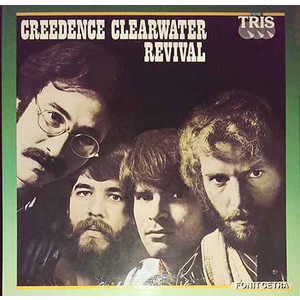 Creedence Clearwater Revival ‎– Tris