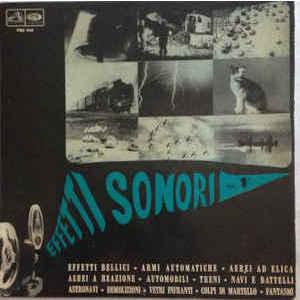 Unknown Artist – Effetti Sonori Vol. 1