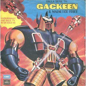 I Mini Robots – Gackeen Il Magnetico Robot / Space Robots