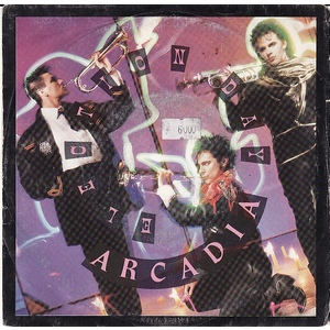Arcadia ‎– Election Day / She's Moody And Grey, She's Mean And She's Restless