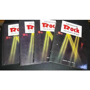 IL DIZIONARIO DEL ROCK  4 volumi