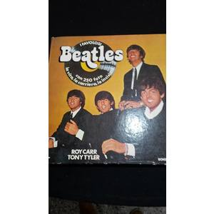 I FAVOLOSI BEATLES  roy carr - tony tyler