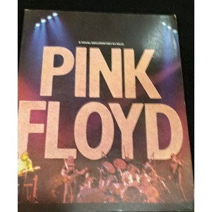 PINK FLOYD  a visual documentary by Miles