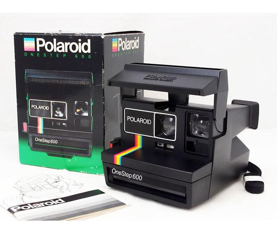 POLAROID 600 + CARTUCCIA