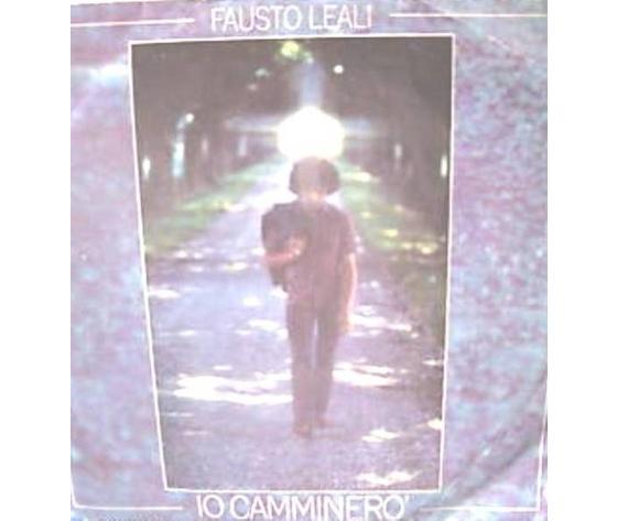 FAUSTO LEALI IO CAMMINERO