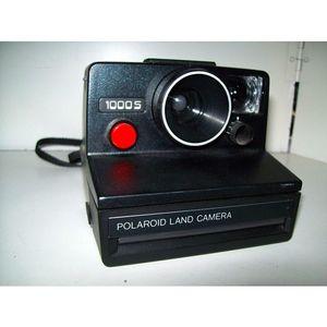 POLAROID 1000 + CARTUCCIA