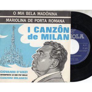 Giovanni D'Anzi – O Mia Bela Madonina - Mariolina De Porta Romana