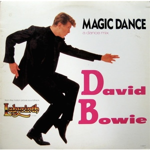DAVID BOWIE MAGIC DANCE MIX