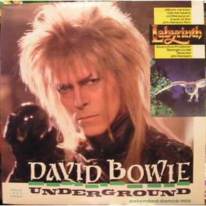 DAVID BOWIE  UNDERGROUND  MIX