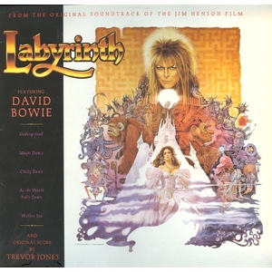 DAVID BOWIE  TREVOR JONES  LABYRINT THE ORIGINAL SOUNDTRACK