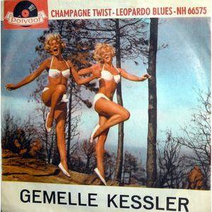 Gemelle Kessler – Da Da Um Pa - Monoton Blues