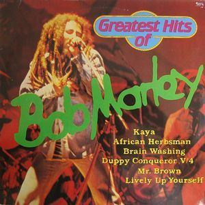 Bob Marley ‎– Greatest Hits Of