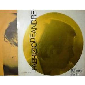 Fabrizio De Andre' – Tutti Morimmo A Stento - Volume 2°
