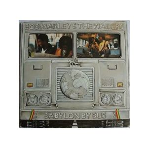 Bob Marley & The Wailers ‎– Babylon By Bus 2lp
