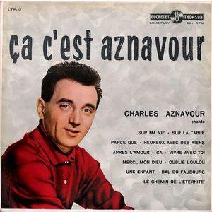 Charles Aznavour – Ça C'est Aznavour