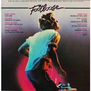 Footloose  Original Soundtrack Of The Paramount Motion Picture - Various