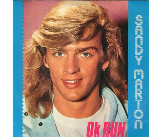 Sandy Marton - ok run