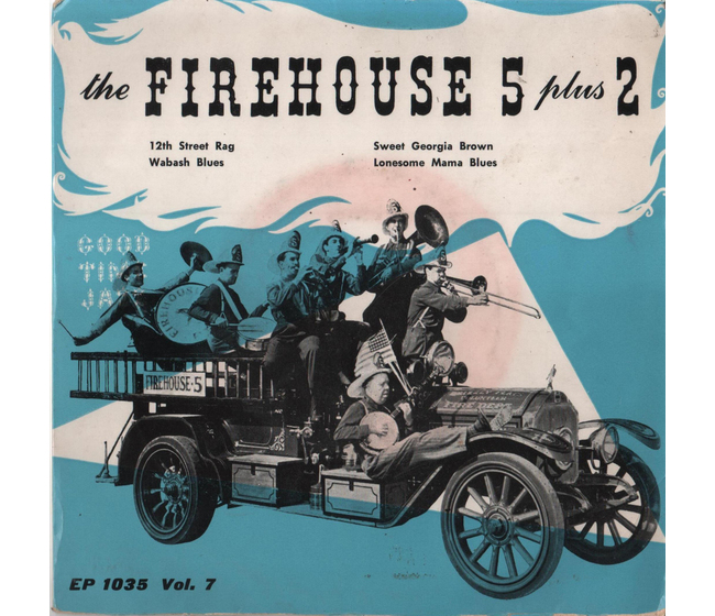 The firehouse 5 plus 2 good time jazz