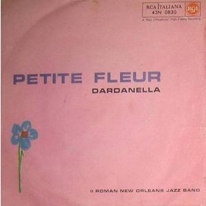 II Roman New Orleans Jazz Band  – Petite Fleur / Dardanella