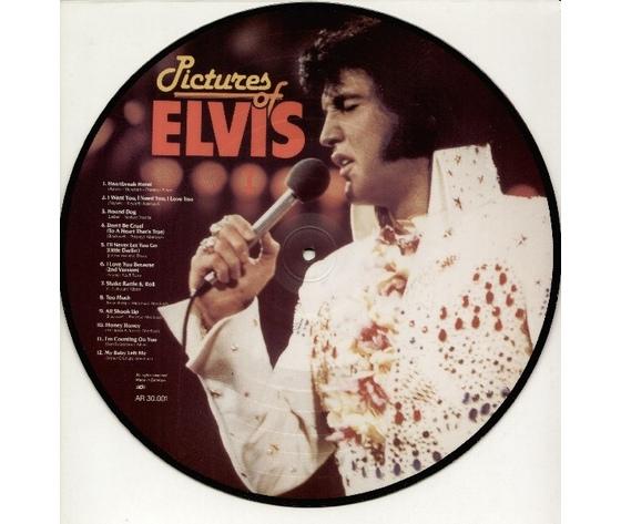 ELVIS PRESLEY PICTURES OF ELVIS 1