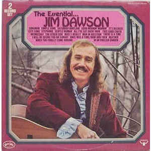 Jim Dawson   – The Essential...Jim Dawson  2lp