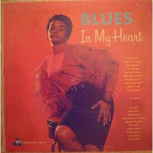 Blues In My Heart - Various ‎