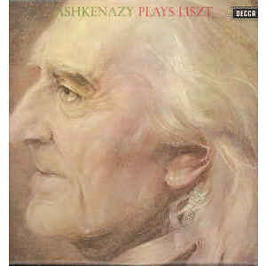 Ashkenazy , Liszt  – Ashkenazy Plays Liszt