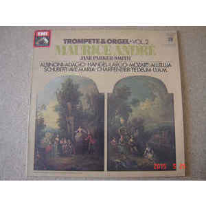 Maurice André, Jane Parker-Smith ‎– Trompete & Orgel Vol. 2