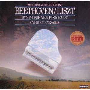"Beethoven  / Liszt  - Cyprien Katsaris – Symphonie Nr. 6 ""Pastorale"""