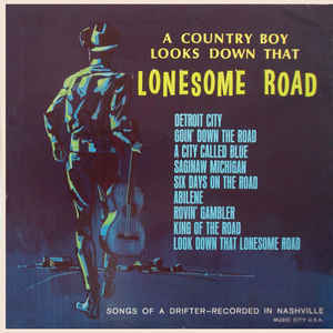 Earl Cupit And Bobby Bond ‎– A Country Boy Looks Down That Lonesome Road