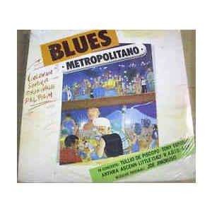 Blues Metropolitano (Colonna Sonora Originale Del Film)  - Various