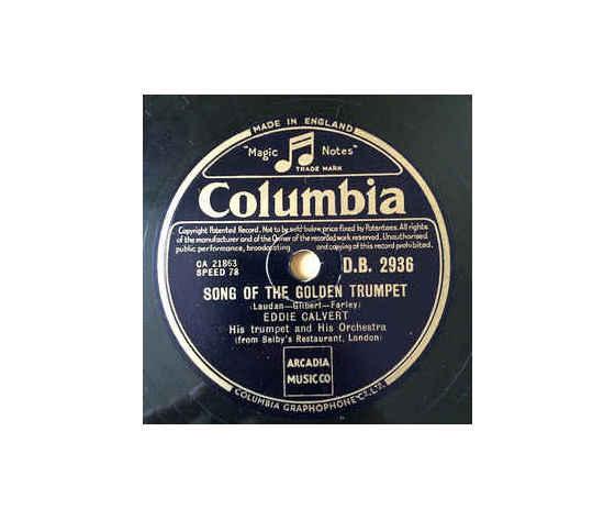 Eddie Calvert – Song Of The Golden Trumpet / Summertime