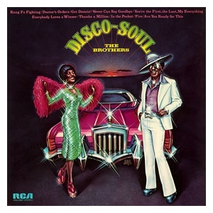THE BROTHERS  DISCO - SOUL