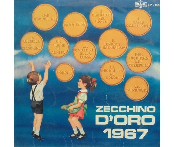 ZECCHINO D ORO  1967