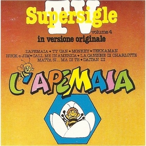 Various ‎– Supersigle Tv Vol. 4