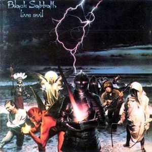 Black Sabbath ‎– Live Evil  2lp