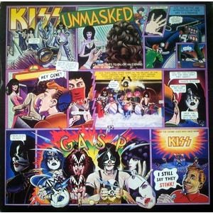Kiss – Unmasked