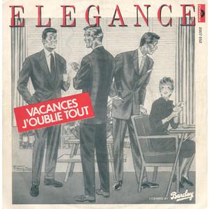 Elegance – Vacances J'Oublie Tout