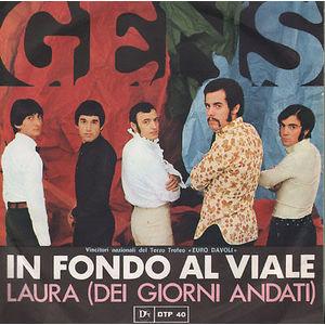 Gens – In Fondo Al Viale / Laura (Dei Giorni Andati)