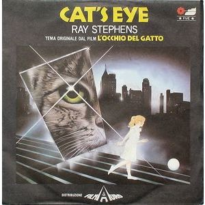 Ray Stephens ‎– Cat's Eye - L OCCHIO DEL GATTO