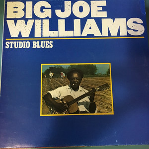Big Joe Williams ‎– Studio Blues