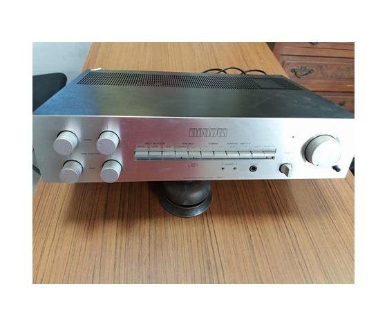 LUXMAN L-3  (October, 1978 release) Amplificatore