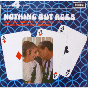 Caterina Valente & Edmundo Ros With The Edmundo Ros Orchestra ‎– Nothing But Aces