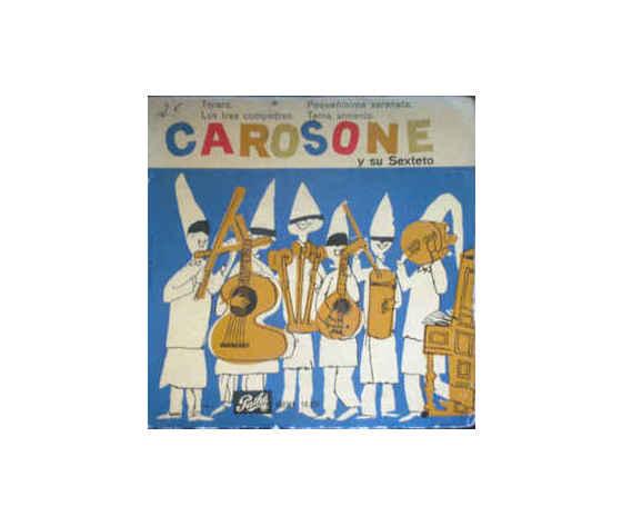 Carosone Y Su Sexteto  – Torero (Selección N.º 14)