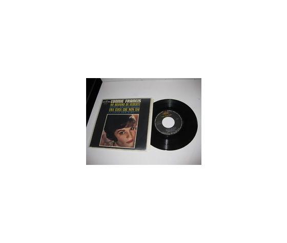Connie Francis – Ho Bisogno Di Vederti /Una Cosa Che Non Sai