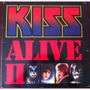 Kiss – Alive II  2lp